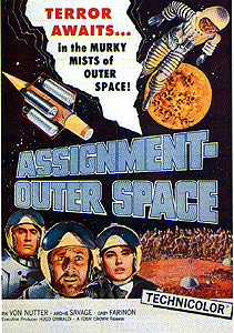 Assignment Outer Space (1960/1961)