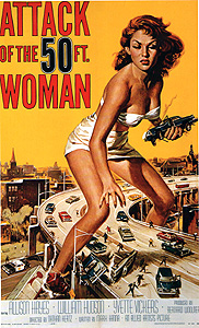 Attack of the 50-Foot Woman (1958)