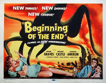 The Beginning of the End (1957)