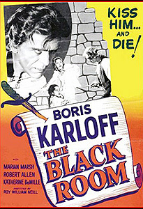 The Black Room (1935)