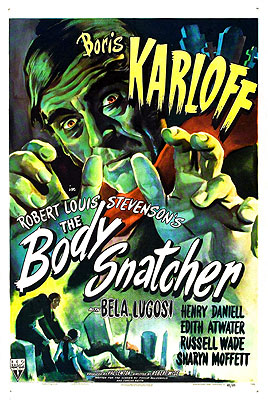 The The Body Snatcher (1945)