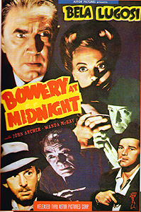 The Bowery at Midnight (1942)