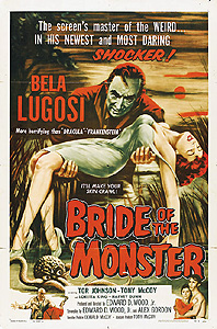Bride of the Monster (1956)