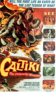 Caltiki, the Immortal Monster (1959)