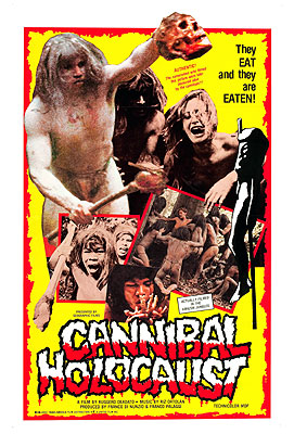 Cannibal Holocaust (1979)