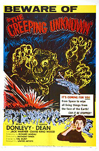 The Creeping Unknown (1955)