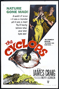 The Cyclops (1956)