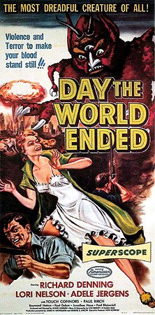 The Day the World Ended (1955)