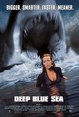 The Deep Blue Sea (1999)