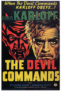 The Devil Commands (1941)