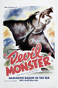 Devil Monster (1935)
