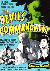 The Devil's Commandment (1956)