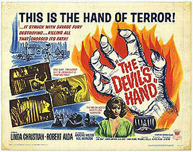 The Devil's Hand (1959)