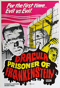 Dracula, Prisoner of Frankenstein (1972)
