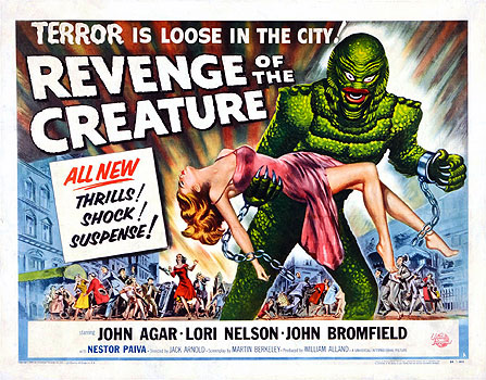 Revenge of the Creature 1955)