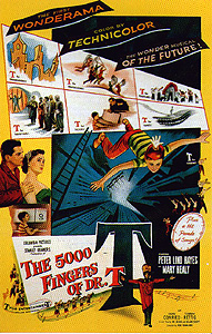 The 5000 Fingers of Dr. T (1952)
