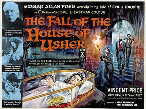 The The Fall of the House of Usher (1960)
