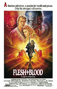 flesh and blood - photo #2