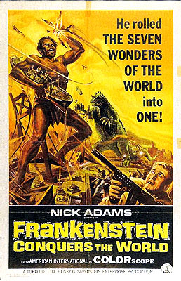 Frankenstein Conquers the World)