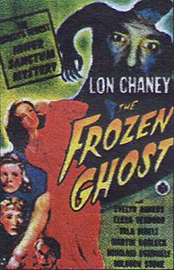The Frozen Ghost (1944)