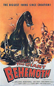 The Giant Behemoth (1958)