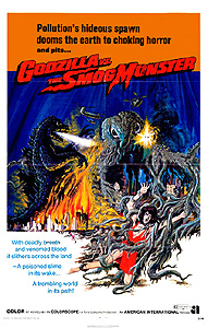 Godzilla vs. the Smog Monster (1971)