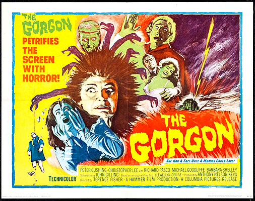 The Gorgon movie