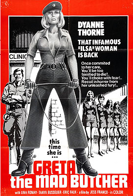 Greta the Mad Butcher (1977)