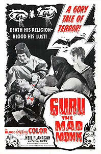 Guru the Mad Monk (1970)