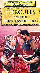 Hercules and the Princess of Troy (1965)