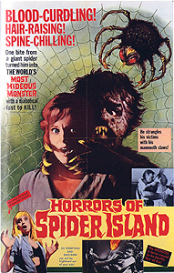 Horrors of Spider Island (1959)