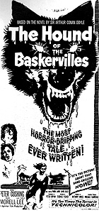 The Hound of the Baskervilles (1958)