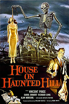 The House on Haunted Hill (1958)