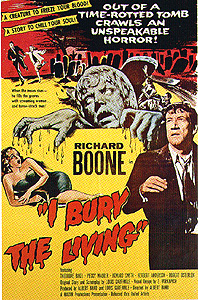 I Bury the Living (1958)