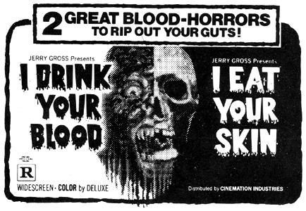 I Eat Your Skin (1964)