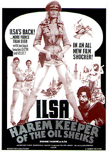 Ilsa, Harem-Keeper of the Oil Sheiks (1976)