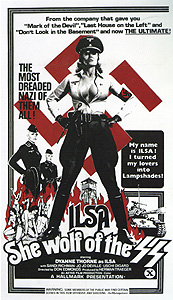 Ilsa, She-Wolf of the SS (1974)