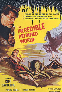 The Incredible Petrified World (1957)