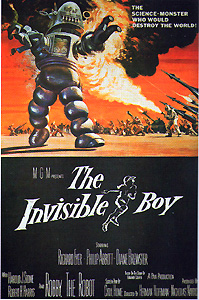 The Invisible Boy (1957)
