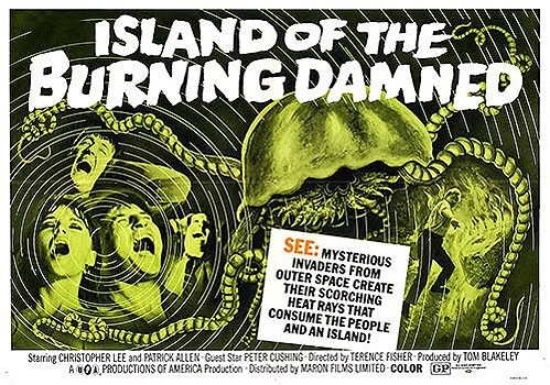 Island of the Burning Doomed (1967)