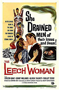 The Leech Woman (1959)