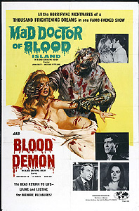 The Mad Doctor of Blood Island (1969)