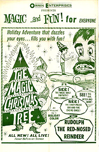 The Magic Christmas Tree (1964)