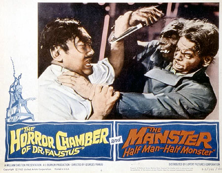 The Manster (1960)