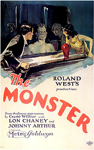 The Monster (1925)