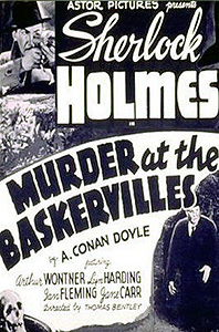 Murder at the Baskervilles (1937)