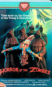 Horror of the Zombies (1974)