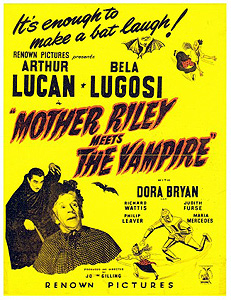 Old Mother Riley Meets the Vampire (1952)
