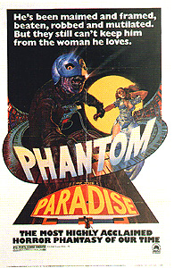 The Phantom of the Paradise (1974)
