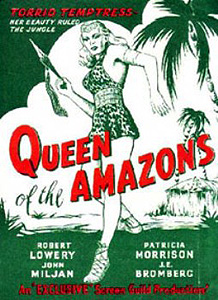Queen of the Amazons (1946)